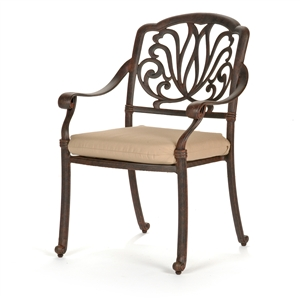 Darlee Replacement Cushions For Elisabeth Santa Monica