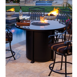 Fire Pit Ow Lee Santorini Counter Height Fire Pits Lubbock